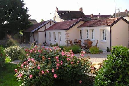 Chambres d'hôtes Au Bourg - Marsannay-la-Côte - Bed & Breakfast