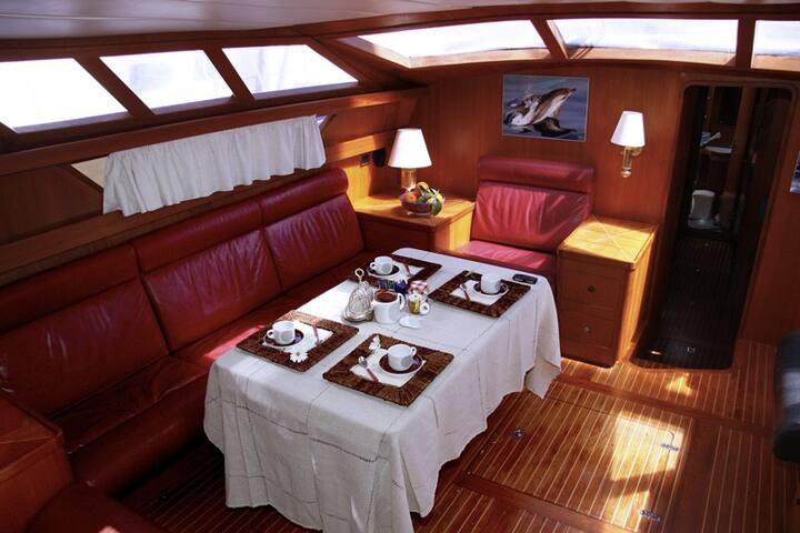 Bed-Boat and Breakfast a Sanremo - Sanremo - Barco