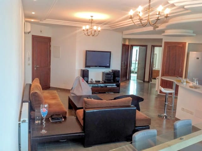 Beautiful apartment in lac 2 - Tunis