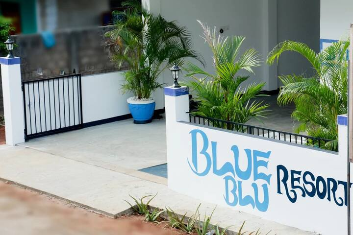 Blue Blu Resort in Uppuveli