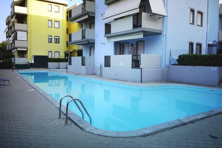 Il tuo soggiorno a Silvi - Silvi - Apto. en complejo residencial