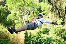 Ziplining next Valley!!