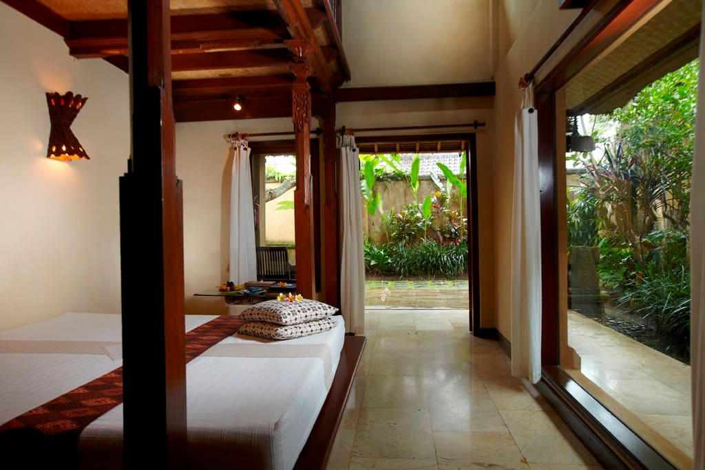Duplex Villa room bed 2