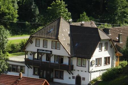 Gruppenhaus Schwarzwald 35-52 Pers. - Bad Rippoldsau-Schapbach