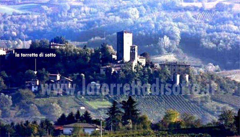 il panoramico terrazzo in esclusiva - Soriasco
