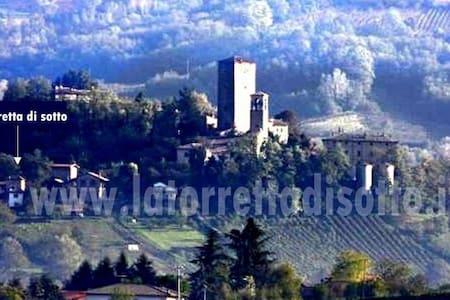 il panoramico terrazzo in esclusiva - Soriasco - Bed & Breakfast