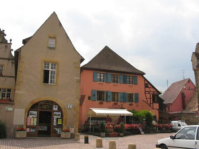 "35 sqm apartment ""Witches Tower"" - Rouffach - Apartmen"