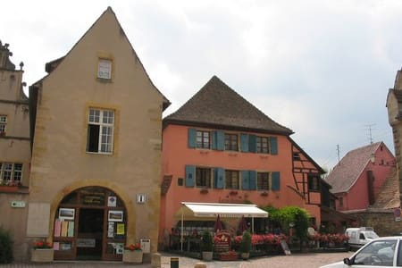 """35 sqm apartment """"Witches Tower"""" - Rouffach"""