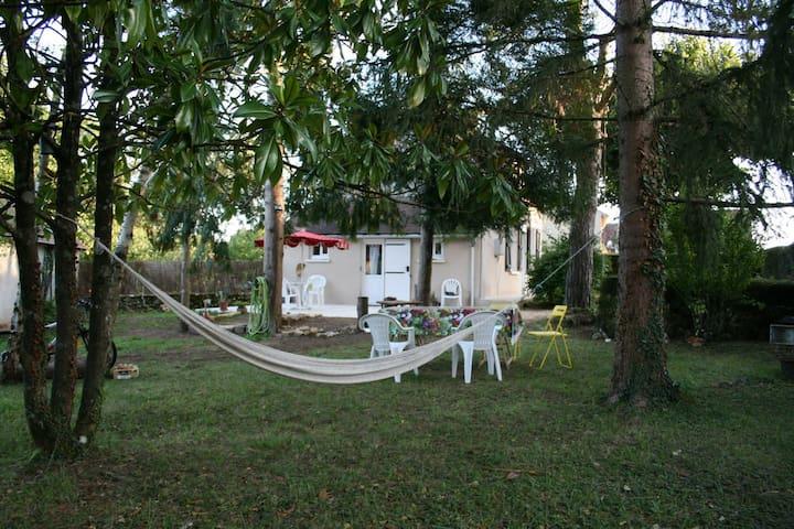 séjour en Brenne et dans le Berry - Pouligny-Saint-Pierre - Talo