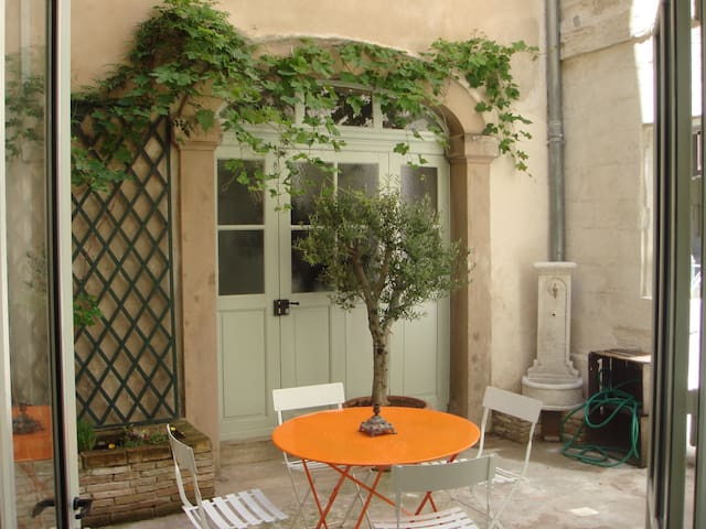 appartement atypique intra-muros - Avignon - Leilighet
