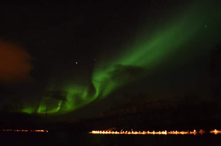 Big cabbin, 1 hour from Tromsoe