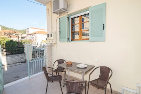 Spacious Independent Apartment in Vathy, Ithaki
