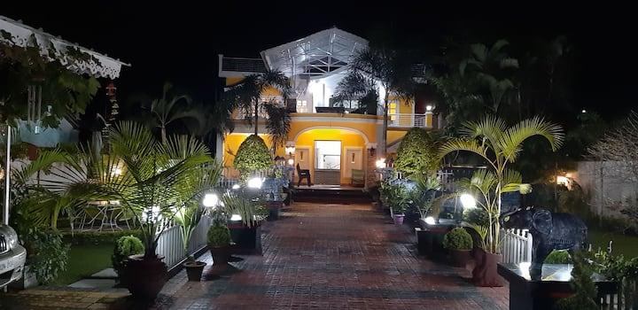 Shivangi' villas