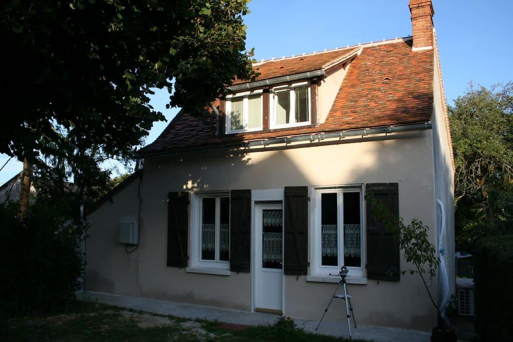 La maison traditionnelle berrichonne