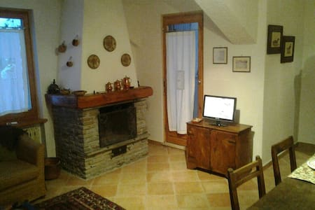 Beautiful apartment on two floors - Sauze - Appartement