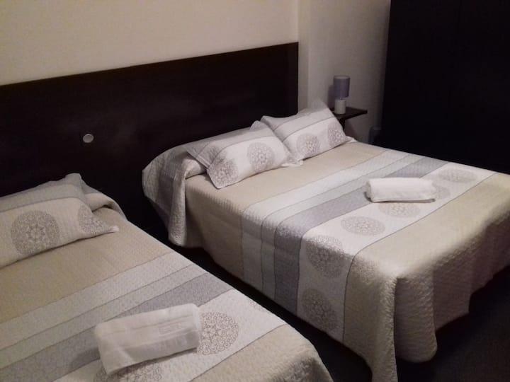 Apartamento 3E- céntrico y moderno