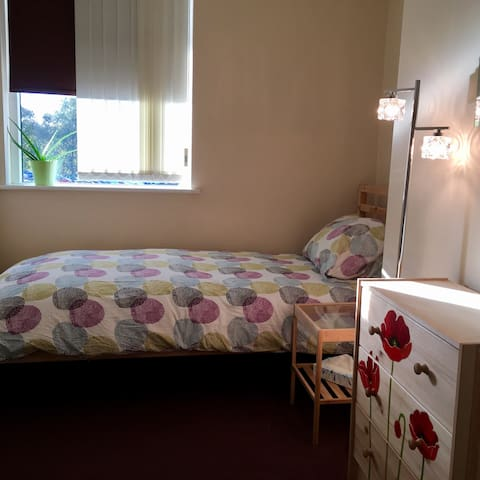 Private Single Room in town centre - Macclesfield