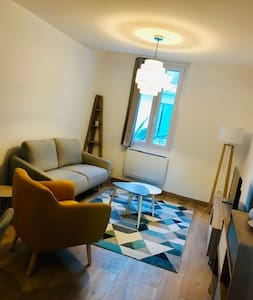 APPARTEMENT 61M2 *STYLE SCANDINAVE* HYPER CENTRE