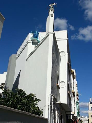 Cádiz-Casa unifamiliar(Azotea-wifi) - Cádiz - Huis
