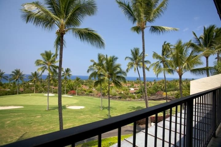 KONA COUNTRY CLUB VILLAS   - Kailua-Kona - Apartment