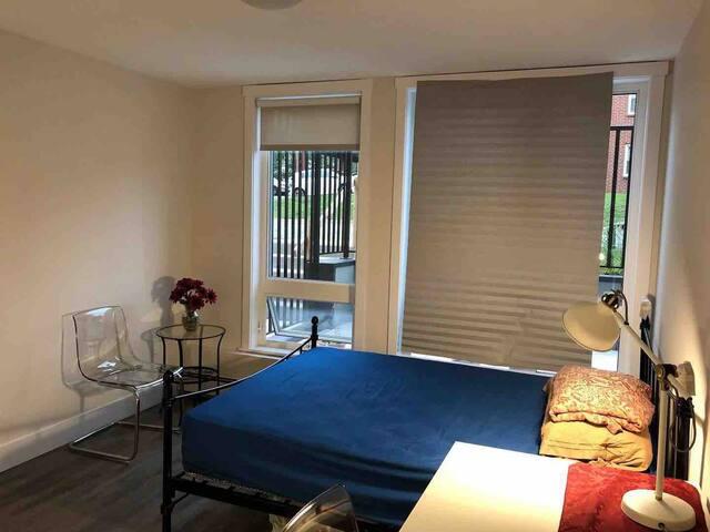 Dal campus big bedroom