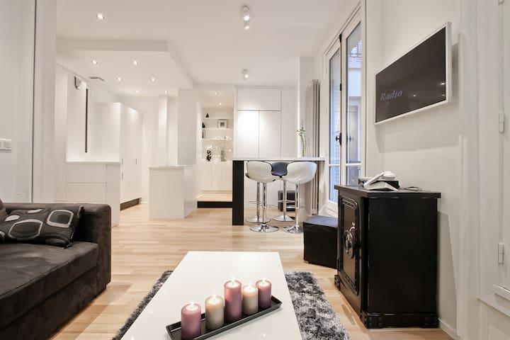 NOUVEAU !  2 pièces  dans le Marais - Paris - Apartemen