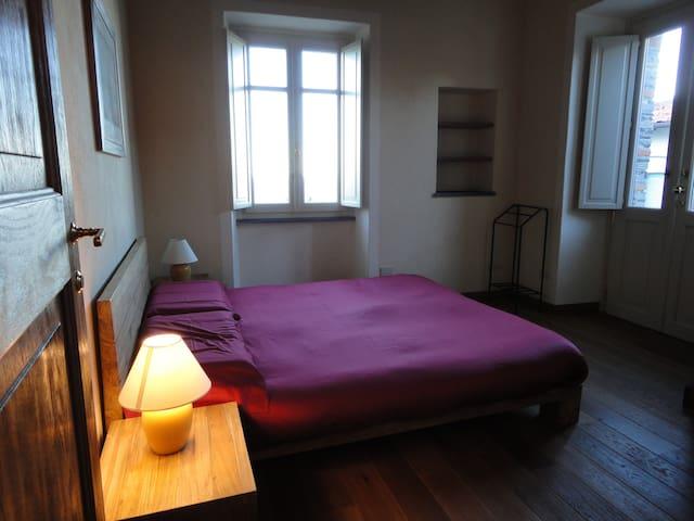 Camera matrimoniale 2 con terrazzino