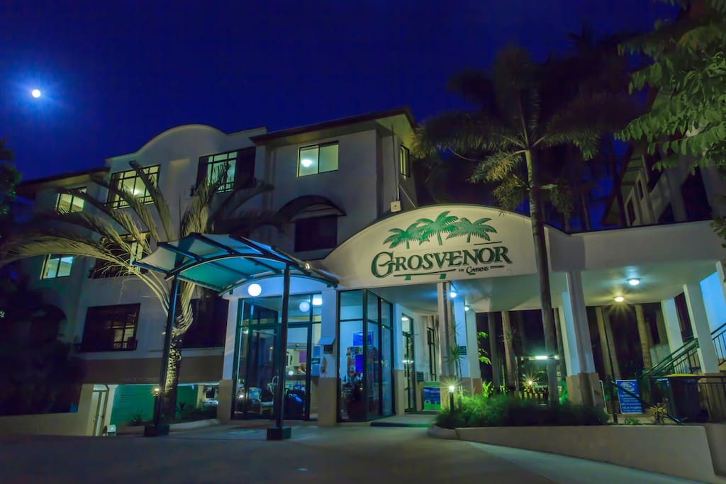 Welcome to Grosvenor in Cairns