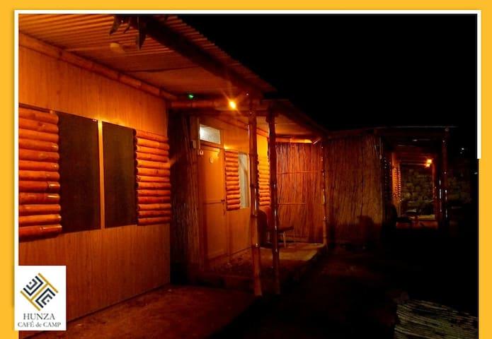 Hunza Cafe d De Camp