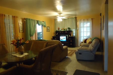 Beautiful Mountain Vacation Rental - Cayey