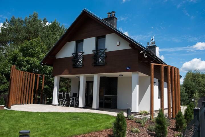 Domek na ferie - Wilcza Wola - Pension