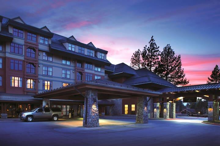 Heavenly - Lake Tahoe 1 BR Timber Lodge Marriott