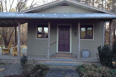 Garden Cottage - Pittsboro - Huis