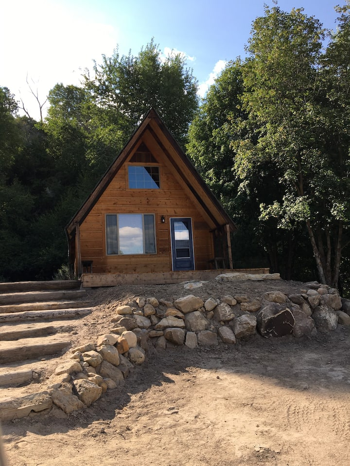 Cozy Private Mountain Cabin on 1,300 acre property