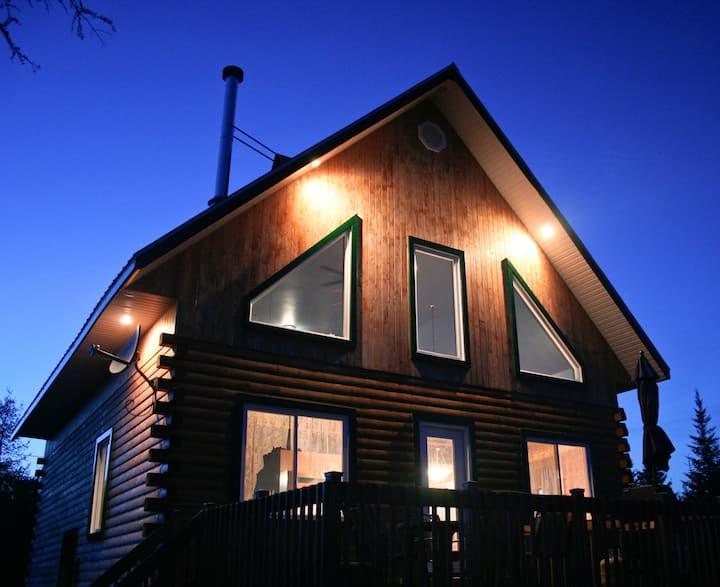 Cottage rental Chalet Thetford Mine