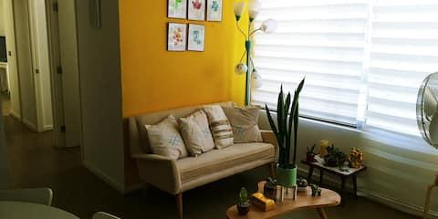 OVALLE - Habitación para 1 persona en Dept.
