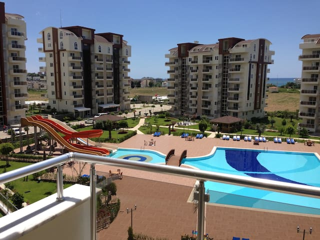 Апартаменты в Турции, Аланья - Avsallar - Byt