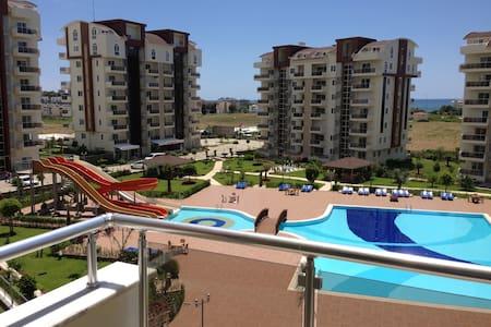 Апартаменты в Турции, Аланья - Avsallar - Wohnung