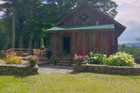 Vermont Treehouse - Romantic Private and  Elegant - Londonderry - Haus