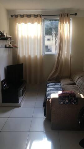 Apartamento próx. à praia Recreio - Globo Projac