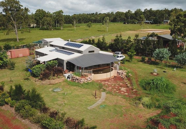 Atherton / Tolga Bespoke American Barn Rural