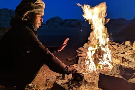 Wadi Rum Adventure Tours & Camp
