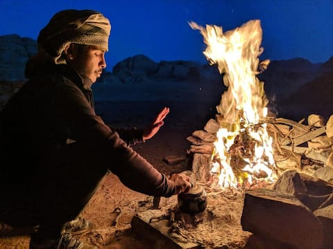 Wadi Rum Adventure Tours & Camp