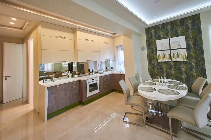 Luxury apartment in Buda