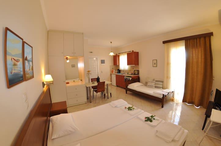 Sabbia apartments near the Beach