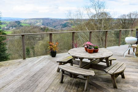 Wye Valley Forest Retreat - Gloucestershire