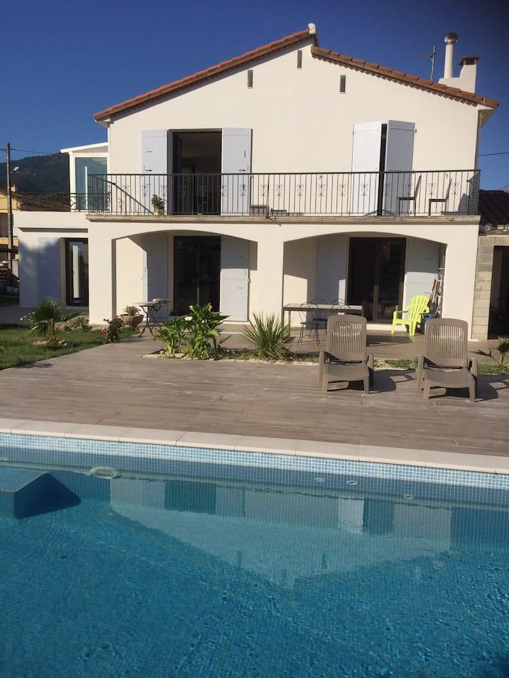 Villa entre mer et montagne à Sorède Perpignan 66