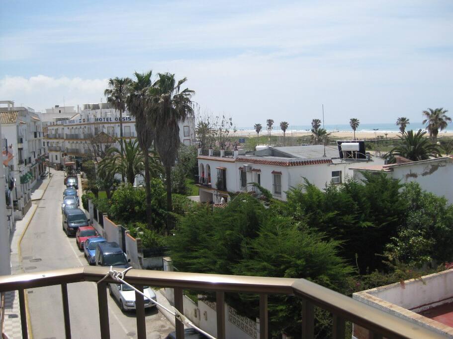 Vistas terraza secundaria