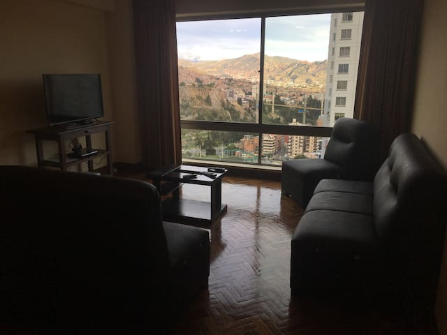 Downtown condo with amazing views ready for you! - La Paz - Condominium