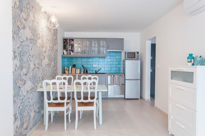 Flamingo Feeling vizparti Apartman - WIFI A/C